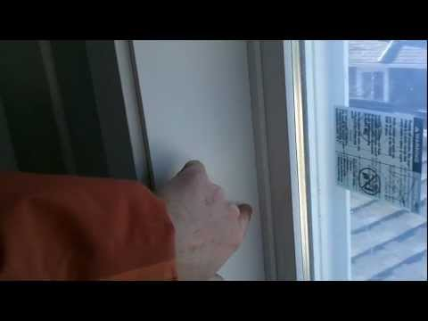 Installing baseboard, door casing & window trim
