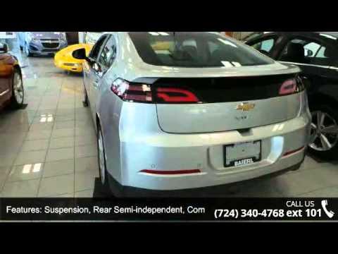 2014 Chevrolet Volt PREM   Baierl Chevrolet   Wexford, PA.