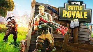 Zagrajmy w Fortnite - Najlepsza darmowa gra w jaką grałem! - 4K