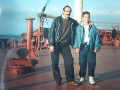 """Crude oil tanker """"NJ JUAN TRILLO CASAIS"""". Petroleiro NAVIEIRA JALISIA."""