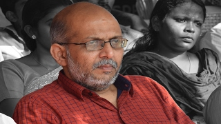 adv-jayashankar supported students in law academy issue