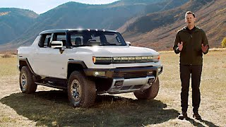 GMC Hummer EV (2022) Full Details – Performance, Technology, Design