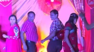 Couple Ball Game in Maheshwari Meet 2015-16