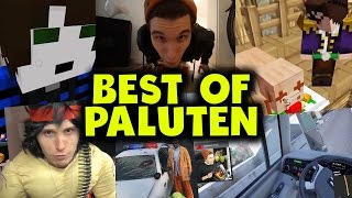 BEST OF PALUTEN  ✪ GTA 5 ONLINE,FERNBUS SIMULATOR,MINECRAFT SKY + VLOGS!