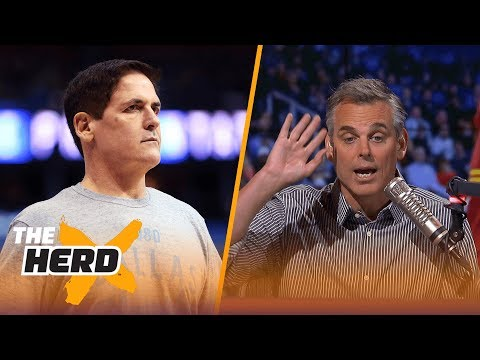 Mark Cuban thinks the NBA is more player-friendly than the NFL - is he right?   THE HERD