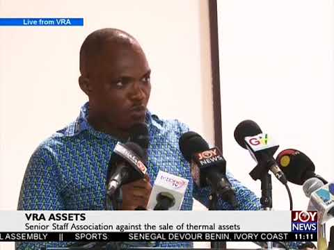 VRA Assets - News Desk on Joy News (19-9-17)