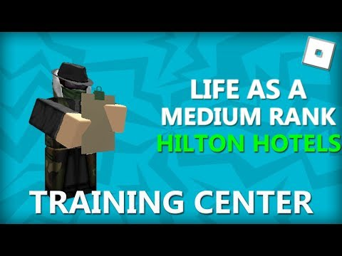 how to become security in hilton hotels roblox