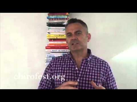 Meet Your Speaker: Dr. Martin Harvey