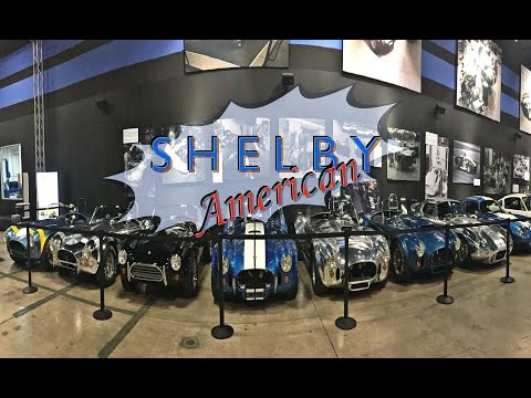 Carroll Shelby American Collection