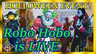🔴Apex Legends Live (PS4) Fright or Fight Halloween Event LIVE COUNTDOWN and GAMEPLAY! New Update!