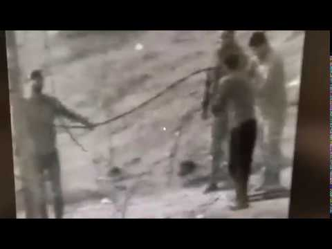IDF films Hamas stealing electricity Israel sends to Gaza civilians