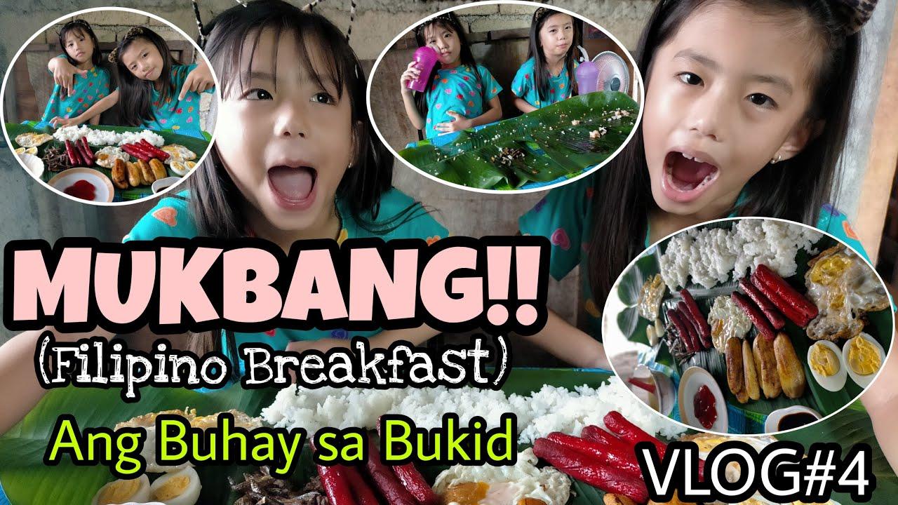 Download FILIPINO BREAKFAST MUKBANG  Twin Edition BUHAY SA BUKID #VLOG4