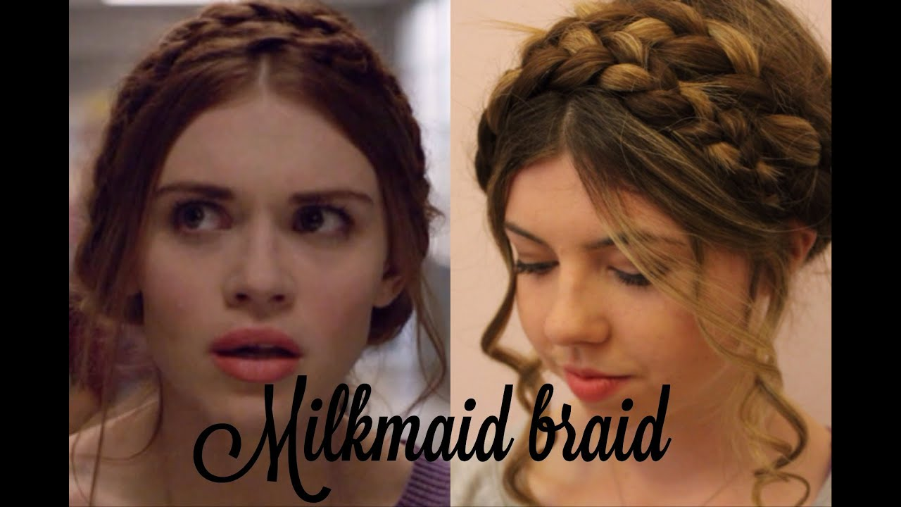 Braided bun hairstyles tumblr