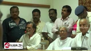 Pudhuvasantham Ani – Writers Union Election Press Meet