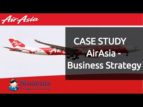 Air Asia Business Strategy - Case Study