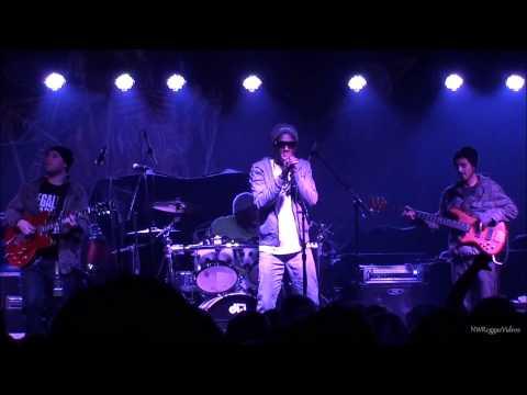 Marlon Asher 'Ganja Farmer' with Slightly Stoopid Live in Bend Oregon 2013