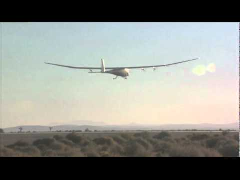Global Observer™ UAS First Flight Video