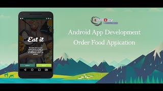 Android Studio Tutorial - Order Foods Part 1 ( SignUp , SignIn and Welcome Screen)