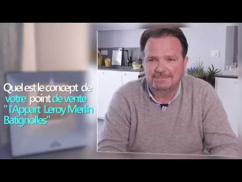 Enki Maison Connectée Le Concept De Lappart Leroy Merlin Batignolles