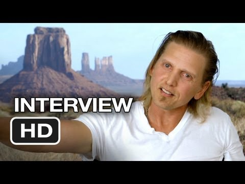 The Lone Ranger Interview - Barry Pepper (2013) - Johnny Depp, Armie Hammer Western HD