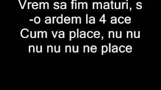 R.O.A- ne place (lyrics)