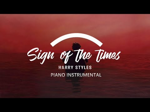 Sign of the Times - Harry Styles Piano Instrumental by David Solis