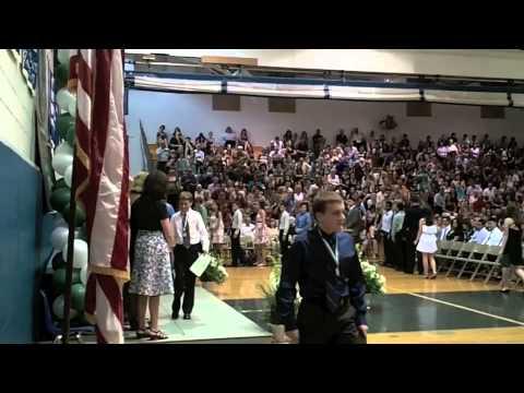 Nancy Berman graduates from George Washington Middle School