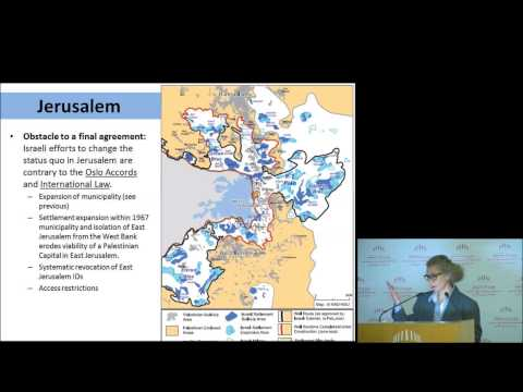 Women and Peace Negotiations: Local and Global Perspectives | Greetings | Hiba Husseini