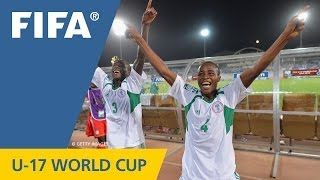 Six-star Nigeria blaze past El Tri