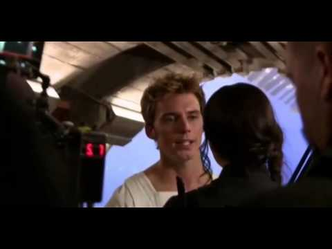 Mockingjay part 1 deleted scenes - Finnick in his underwear (more)