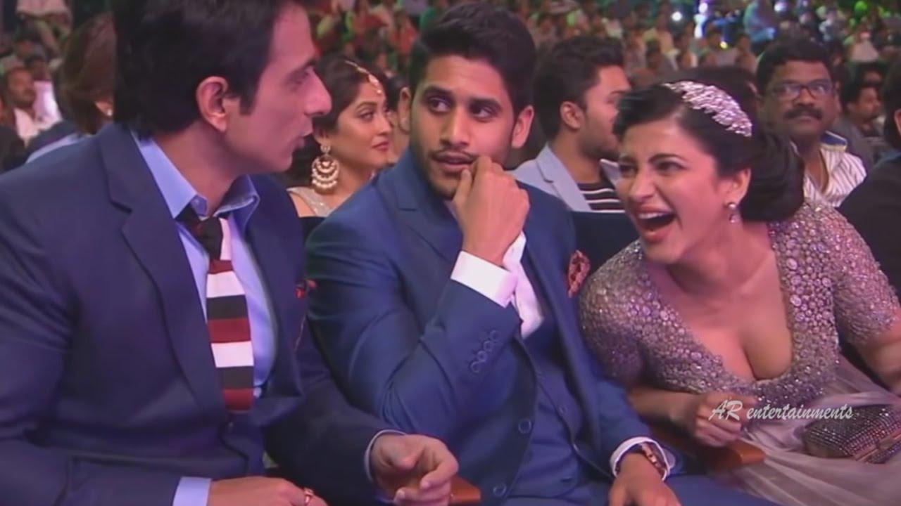 Shruti Haasan and Amy Deep at SIIMA Awards | AR Entertainments ...