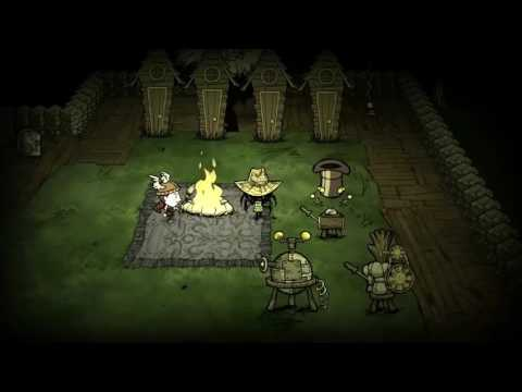 Don't Starve Mega Pack - Video