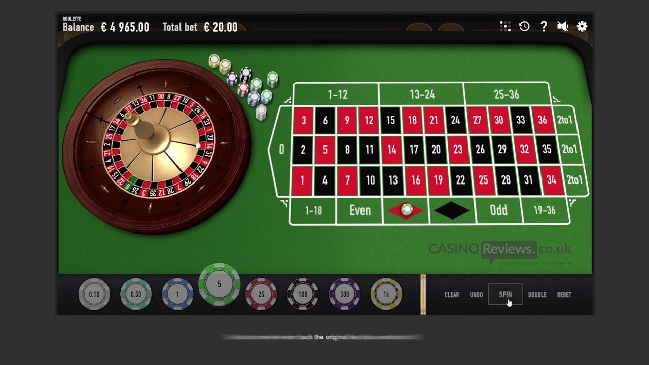 Progressive roulette betting sports bet australian open