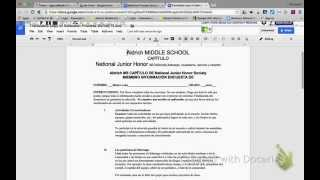 Google Doc Translator Tool(This video screencast was created with Doceri on an iPad. Doceri is free in the iTunes app store. Learn more at http://www.doceri.com., 2015-03-13T20:11:41.000Z)