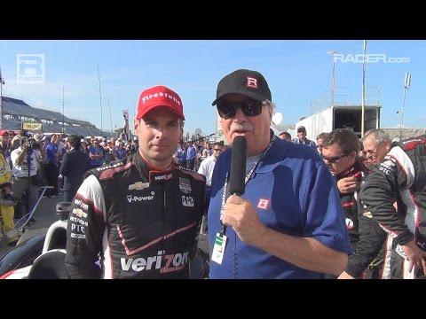 RACER: Will Power Milwaukee IndyCar Winner