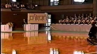 故 原田源次 範士八段 (Harada Kenshi Hanshi 8dan) Kendo Kata.