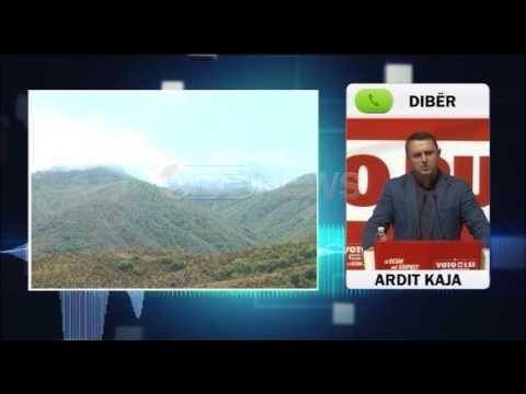 Ora News - Vatra zjarri në Klos, Mat dhe Bulqizë, angazhohen helikopterët VIVA