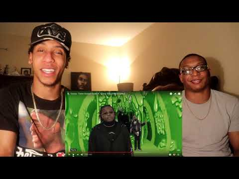 Gunna - Three Headed Snake ft. Young Thug (Official Video) | REACTION