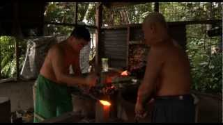 Woodcarving in Kelantan, Malaysia Documentary