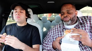 Jack In The Box Ribeye Burgers (f. David  Dobrik)