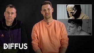 10 ikonische Deutschrap-Momente mit Jan Wehn & Davide Bortot | DIFFUS