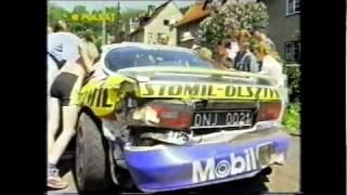 Krzysztof Hołowczyc-Rajd Polski 1996