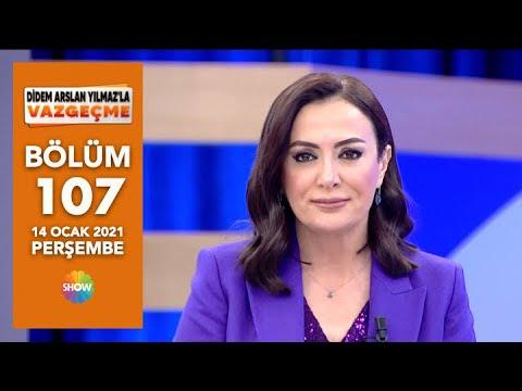 Didem Arslan Yılmaz'la Vazgeçme 172.Bölüm | 15 Nisan 2021
