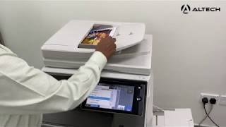 How-To: Configure Scan to Email & Scan to Folder on Sharp MFP