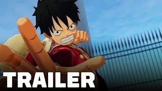 One Piece World Seeker Story Trailer – TGS 2018