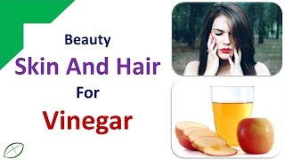 Home Remedies For Skin And Hair | Stop Sunburn With Vinegar