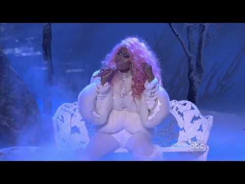 Nicki Minaj  Freedom American Music Awards 2012 HD