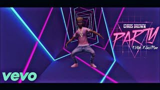 Chris Brown Feat. Usher, Gucci Mane- Party (Music Video) |IMVU|