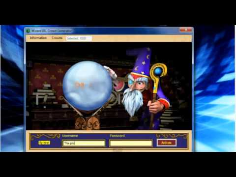 Use Cheat Engine to Hack Crowns Wizard101