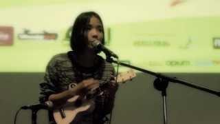 Nadya Fatira - Kata Hati (Live on Makassar Film Festival 2013)